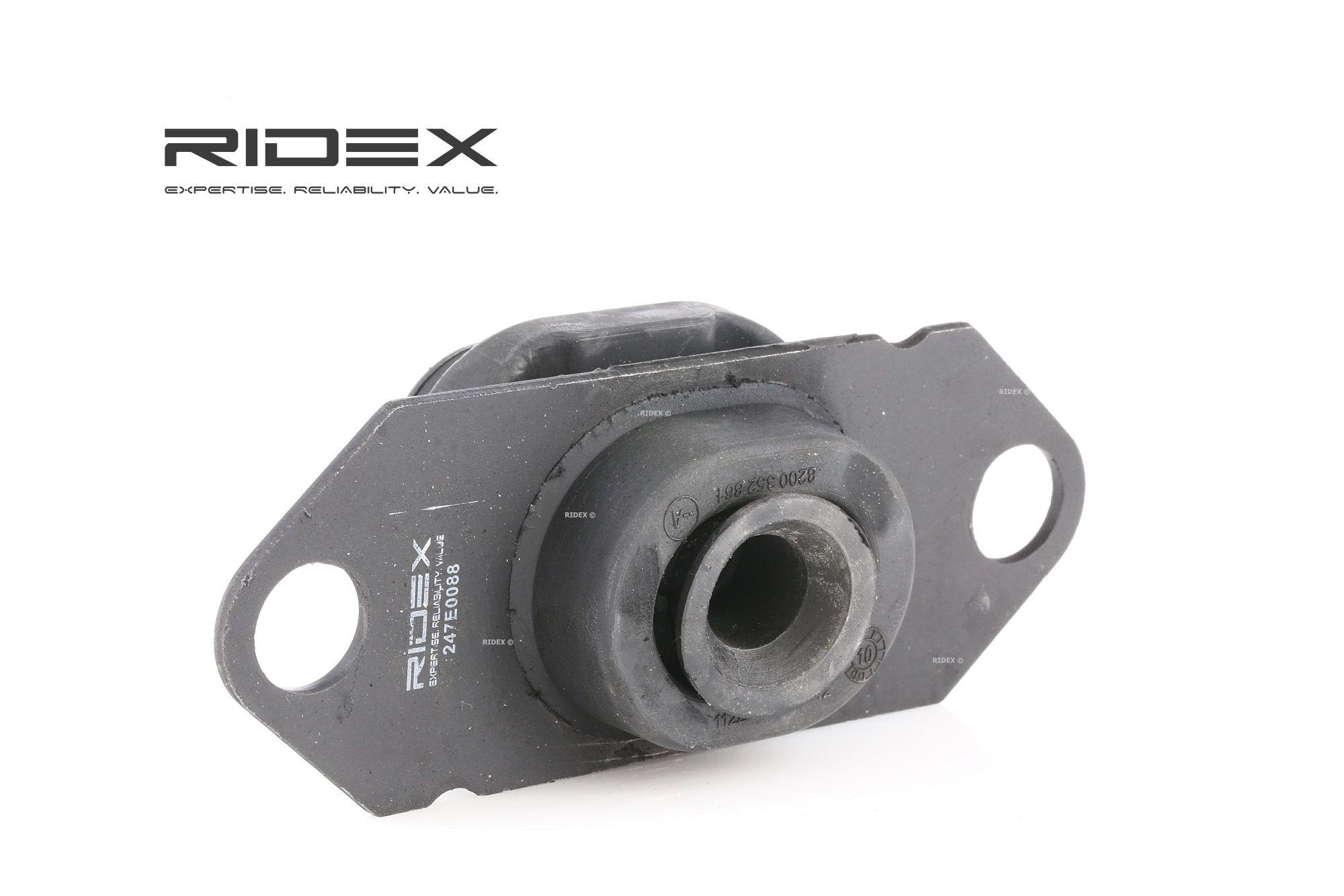 Motoraufhängung RIDEX 247E0088 Bewertung