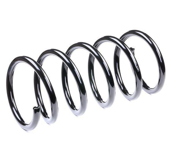Coil springs RIDEX 8248461 Rear Axle