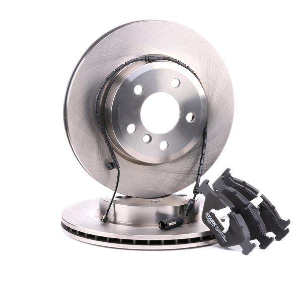 Bremsensatz, Scheibenbremse Bremsscheibendicke: 25mm mit OEM-Nummer 34 11 1 164 330