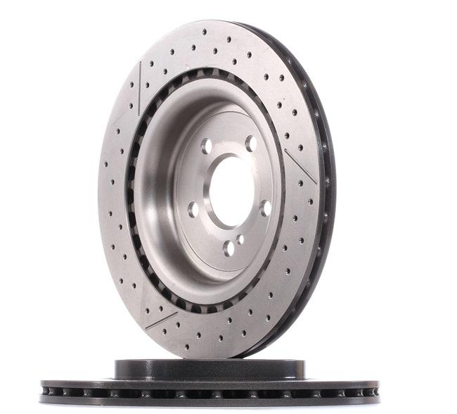BREMBO 09B78811 Disc brake set