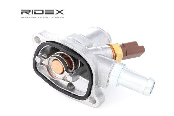 RIDEX Termostat ALFA ROMEO otevírací teplota: 88°C, s těsněním, kovový rám/pouzdro, se senzorem