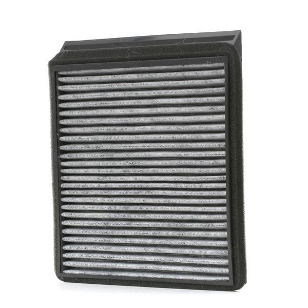 Filtro de aire acondicionado RIDEX 8276168 Filtro de carbón activado