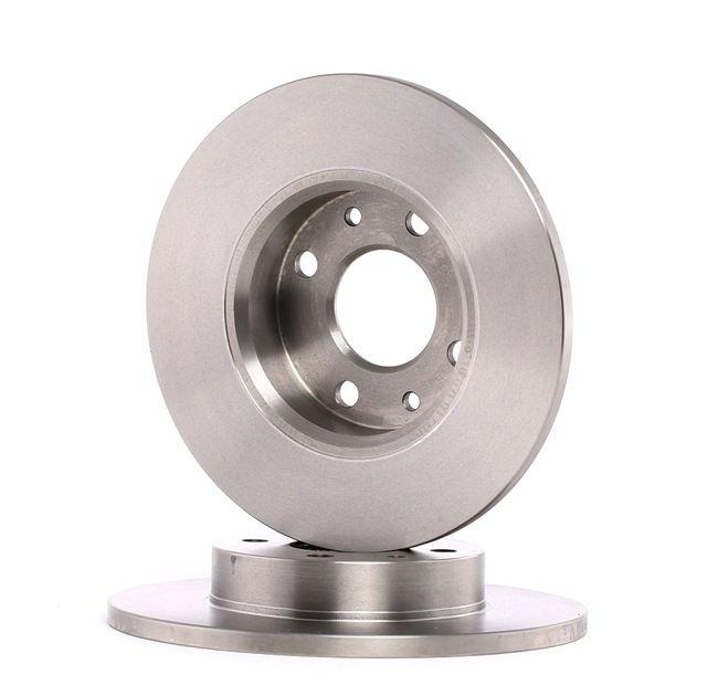Brake Disc 361302040169 PANDA (169) 1.2 MY 2012