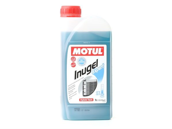Antigel | MOTUL N° d'article: 102927