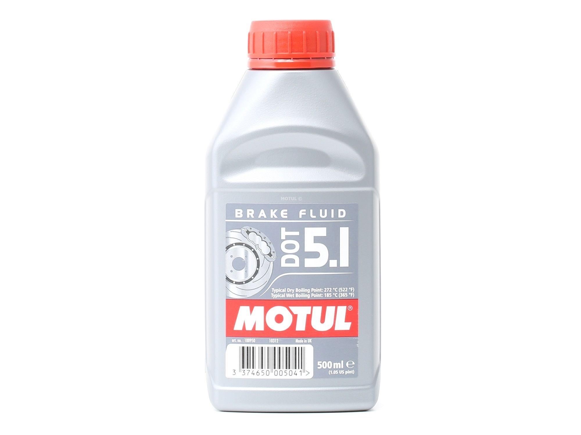 Bremsflüssigkeit MOTUL ISO49255143 Bewertung