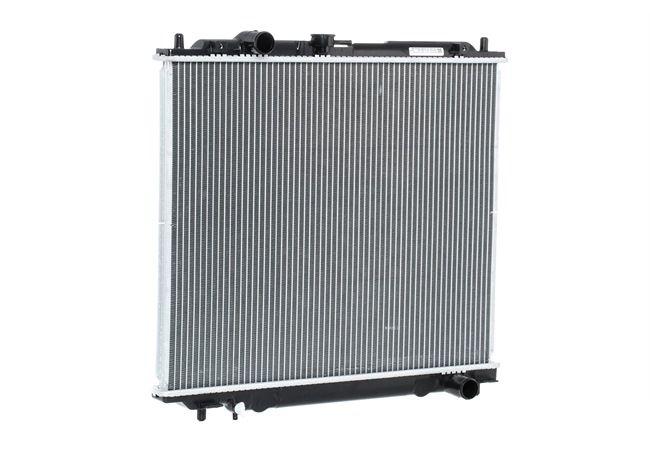 RIDEX Chladič motoru MITSUBISHI hliník