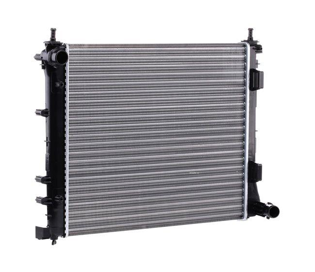 STARK Aluminium, Kühlrippen mechanisch gefügt, Schaltgetriebe SKRD0120532