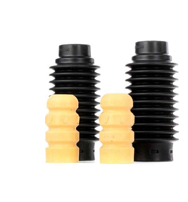 Topes de suspensión & guardapolvo amortiguador KYB 832696 Protection Kit, Eje delantero