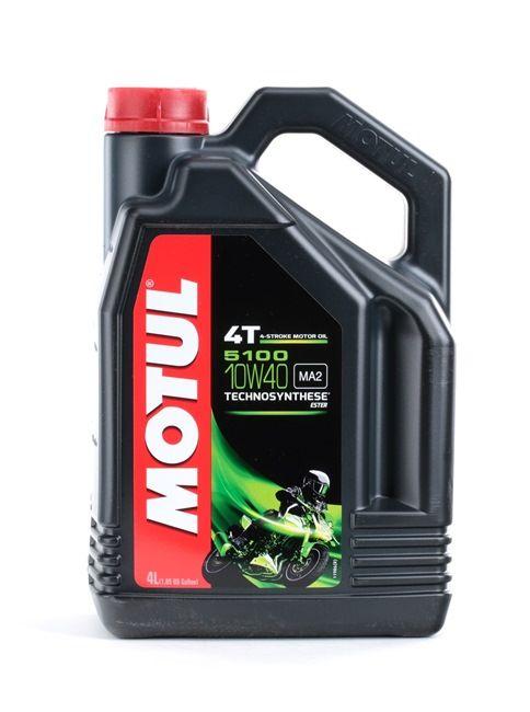 Motorolajok 10W-40, Térfogat: 4l, Részszintetikus olaj EAN: 3374650247090