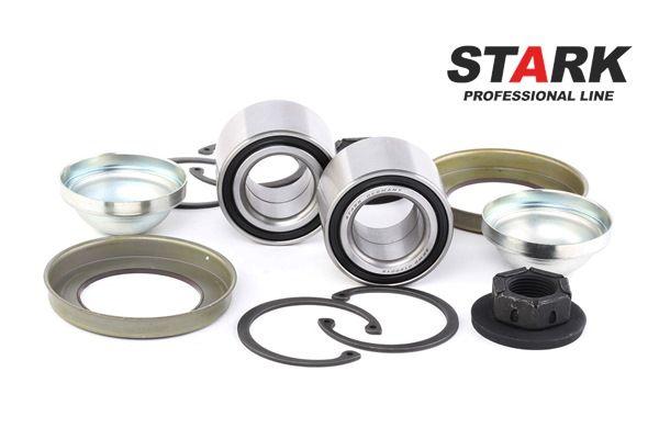 STARK Hinterachse beidseitig, beinhaltet zwei Radlagersätze SKWB0180886