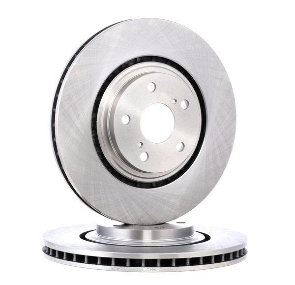 RIDEX 82B1266 Disc brake set