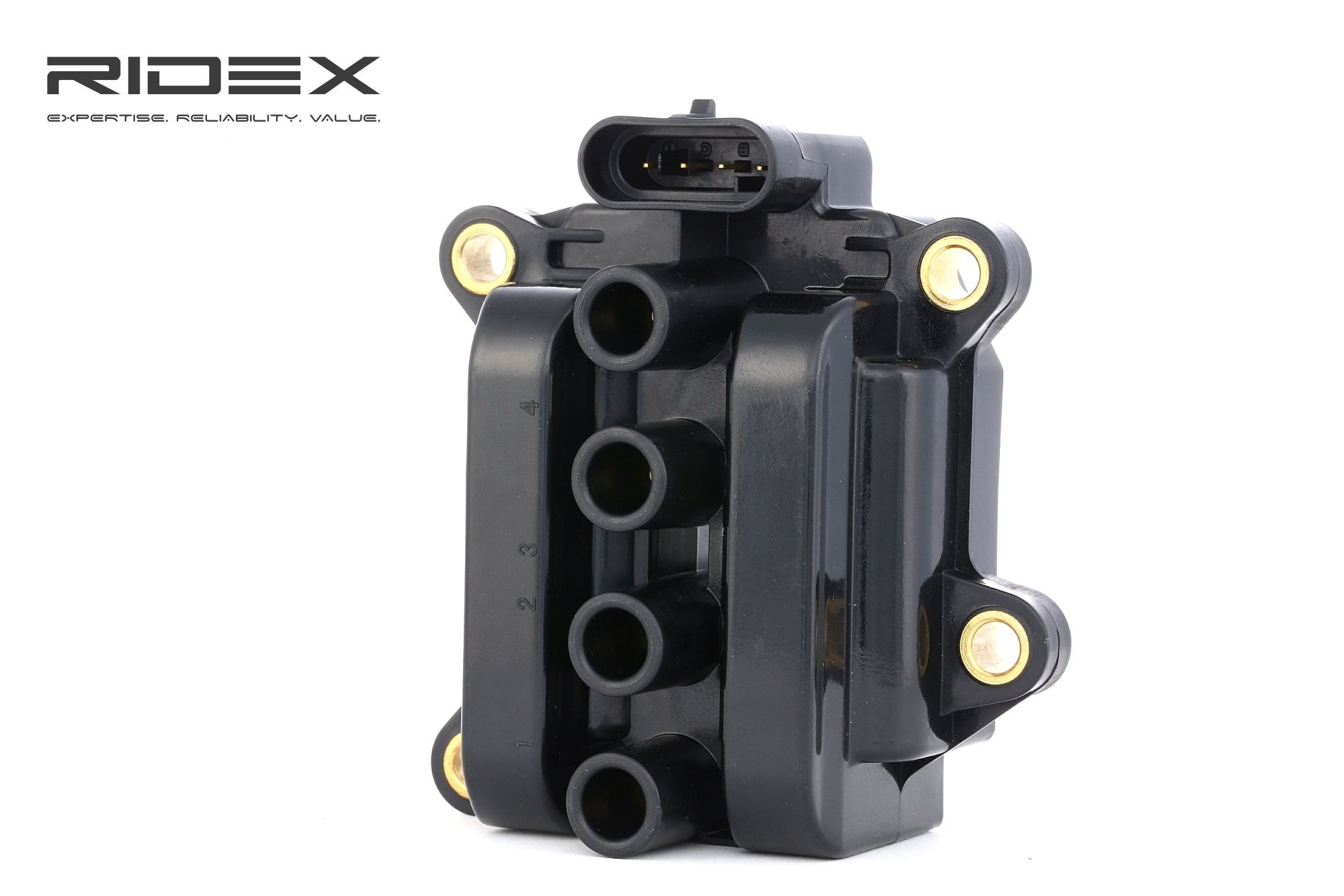 Ignition Coil RIDEX 689C0284 rating