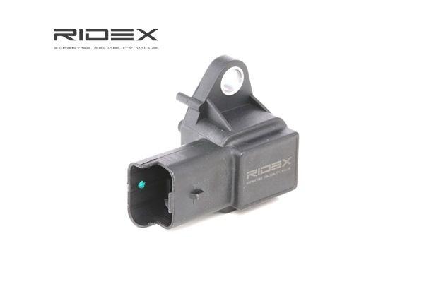 OEM Sensor, boost pressure RIDEX 161B0026