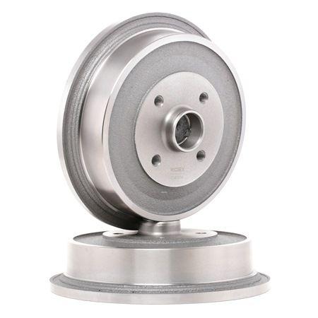 Bremstrommel Trommel-Ø: 230mm, Br.Tr.Durchmesser außen: 286mm mit OEM-Nummer 147501615A