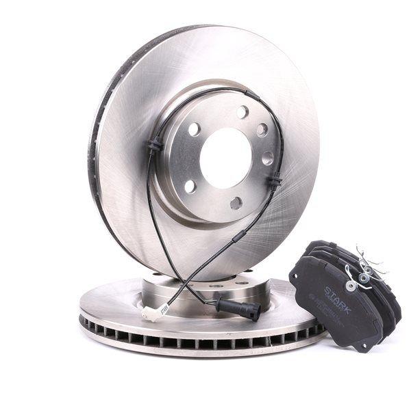 Bremsensatz, Scheibenbremse Bremsscheibendicke: 28mm mit OEM-Nummer 1605004