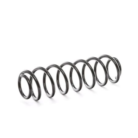 Coil springs RIDEX 8346505 Rear Axle