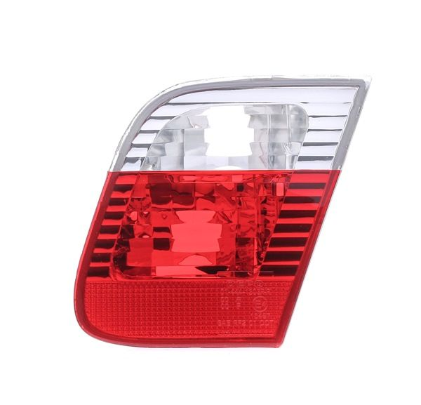 Rear lights ABAKUS 8350502 Right, without bulb, without lamp base, Inner Section, P21W