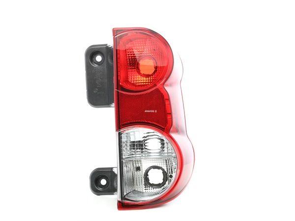 ABAKUS rechts, ohne Glühlampe, ohne Lampenträger, P21/5W, P21W, PY21W 1151934RLDUE