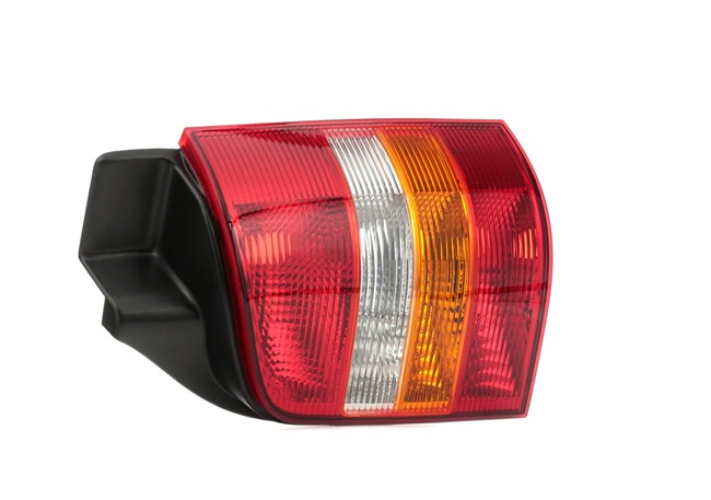 Rear lights ABAKUS 8353676 Right, without bulb, without lamp base, P21/4W, P21W