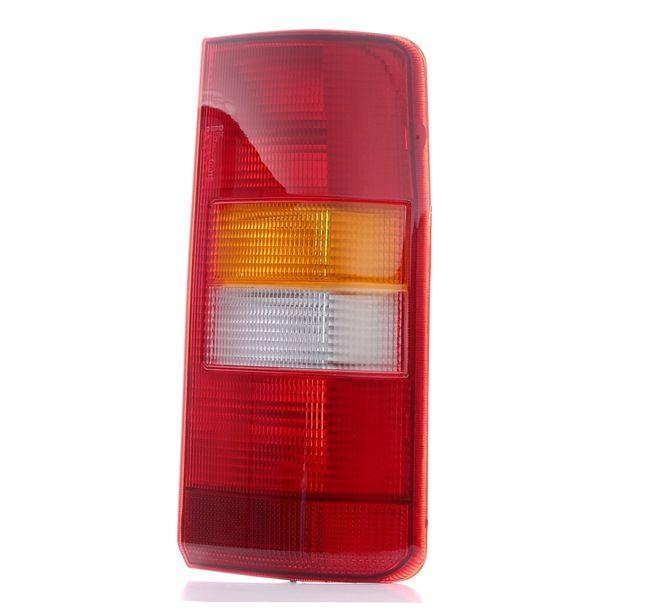 Luz trasera ABAKUS 8354069 derecha, sin portalámparas, sin bombilla, P21/5W, P21W