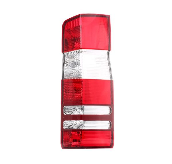 ABAKUS Tail lights MERCEDES-BENZ Right, without bulb, without lamp base, P21W, PY21W, R5W