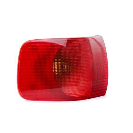 ABAKUS links, ohne Lampenträger, ohne Glühlampe, äusserer Teil, P21W, P21/5W 4411913LUE