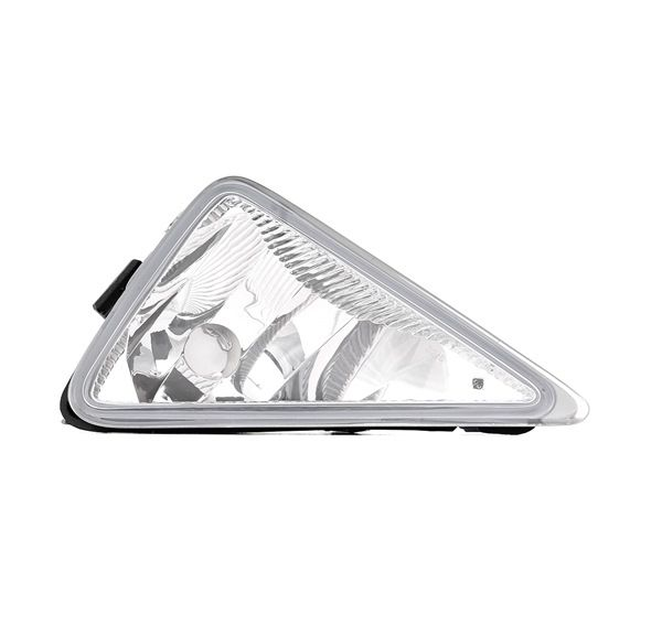 Fog lights ABAKUS 8365585 Right, without bulb, without lamp base