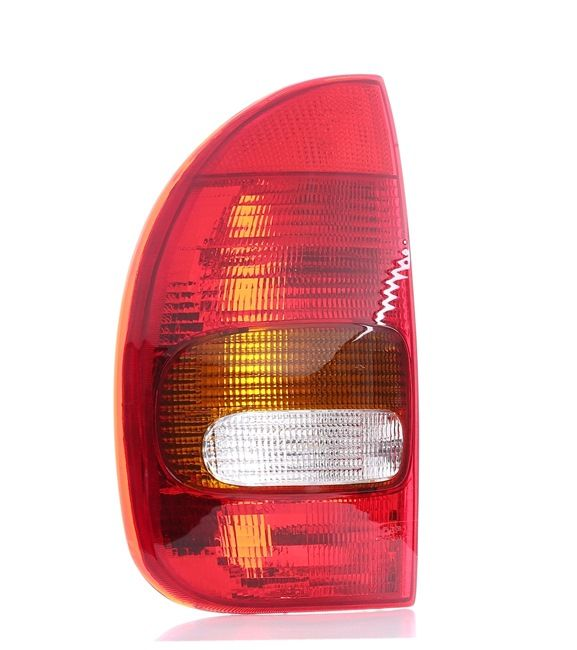 ABAKUS Zadní světla OPEL levá, bez držáku žárovky, bez žárovky, P21W, R5W