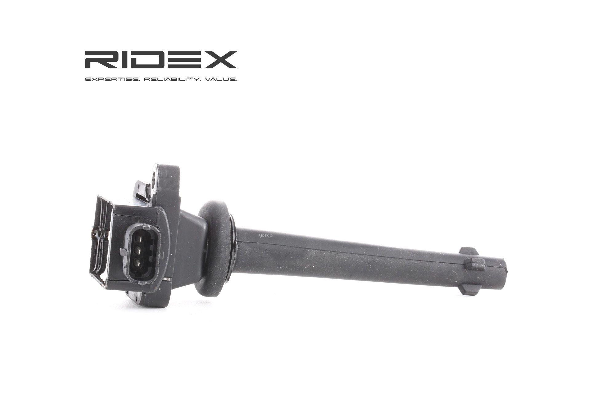 Zündspule RIDEX 689C0293 Bewertung