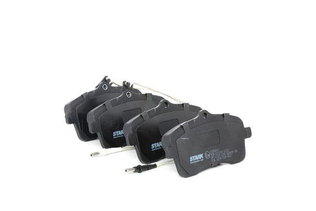 Bremsbelagsatz, Scheibenbremse Breite: 131,4mm, Höhe: 66,8mm, Dicke/Stärke: 18,7mm mit OEM-Nummer 4254 78