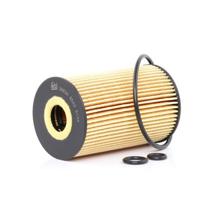 Oil Filter Ø: 65,0mm, Inner Diameter: 21,0mm, Height: 101mm with OEM Number 3L 115 562