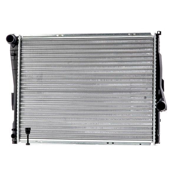 ABAKUS Radiator for manuelt gir, manuell / automatikk som tillegg