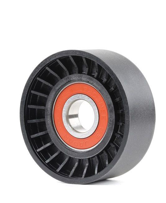 Polea tensora correa alternador CAFFARO 8540043 Ø: 70mm