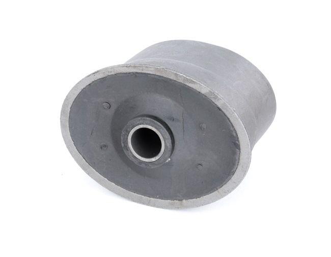 TEDGUM Silent block JEEP Assale anteriore inferiore, Assale posteriore inferiore, bilaterale, Cuscinetto gomma-metallo, per braccio longitudinale oscillante