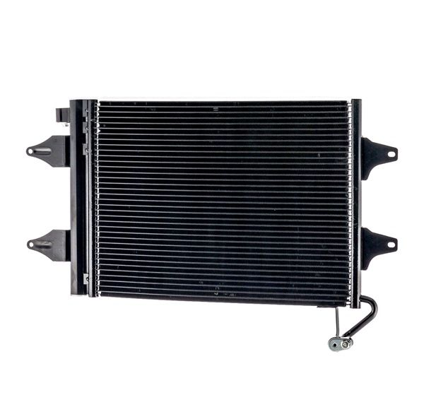 aire acondicionado para Skoda Fabia Fabia Combi VW Van Wezel 76005007 condensador
