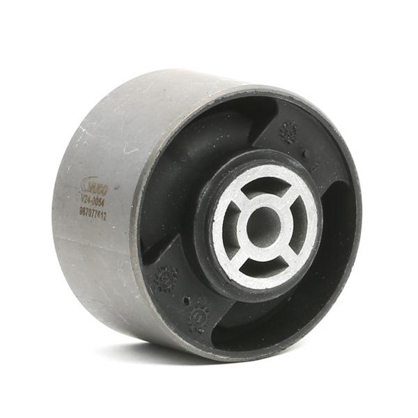 Taco de motor VAICO 868902 Original calidad de VAICO, en soporte de cojinete, motor, posterior, Rodamiento de caucho-metal