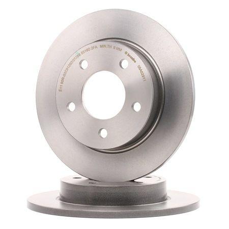 Brake Disc 08.A029.11 3 (BL) 2.0 MY 2011