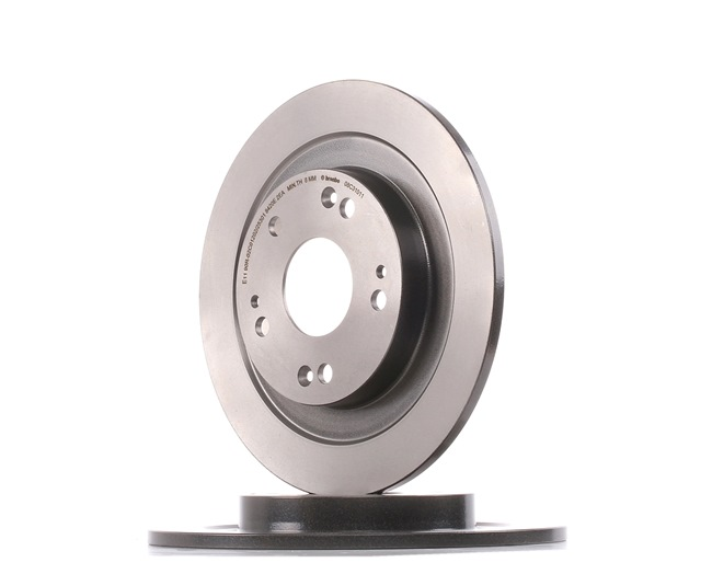 OEM Brake Disc BREMBO 8697587 for HONDA