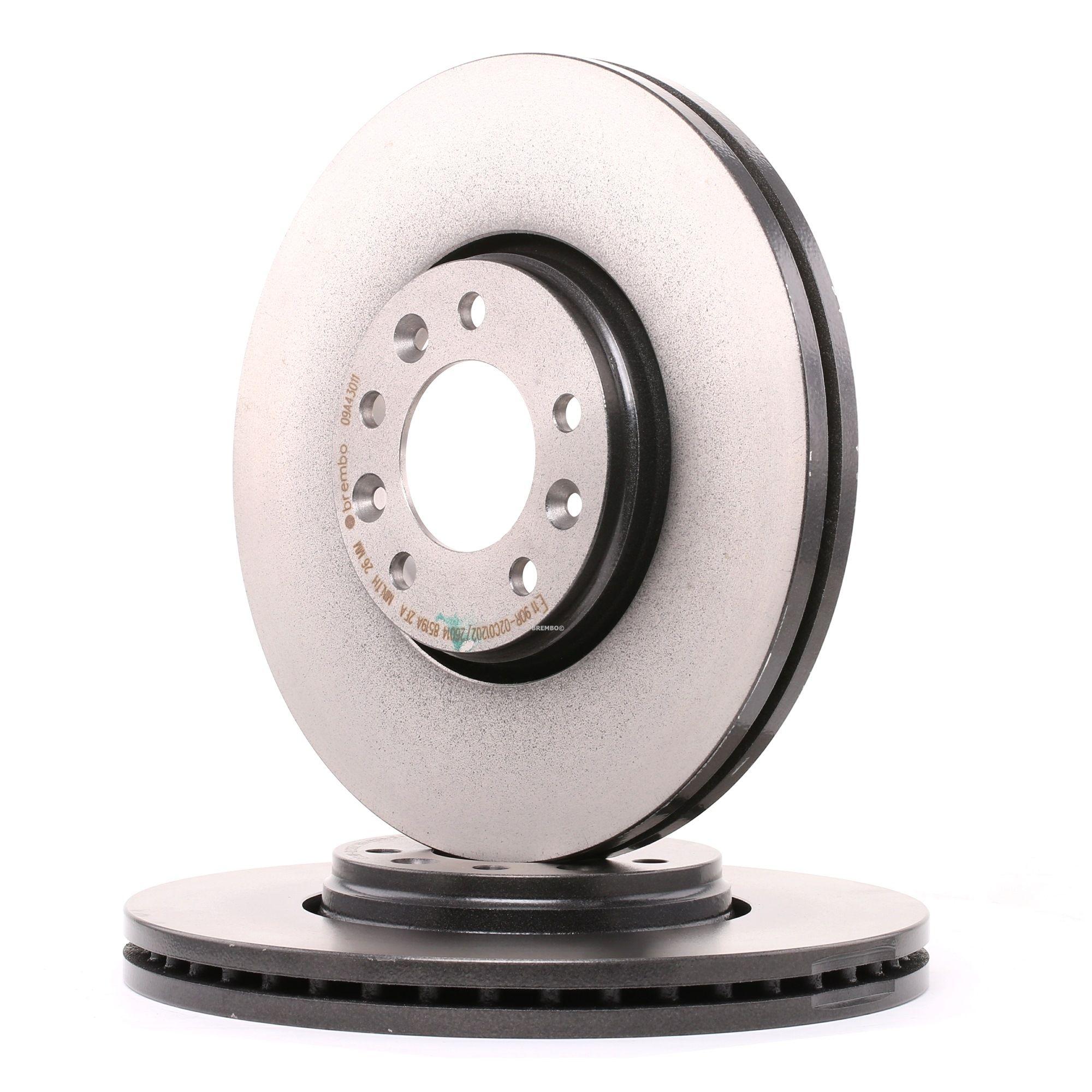 Brake Rotors BREMBO 09.A430.11 rating