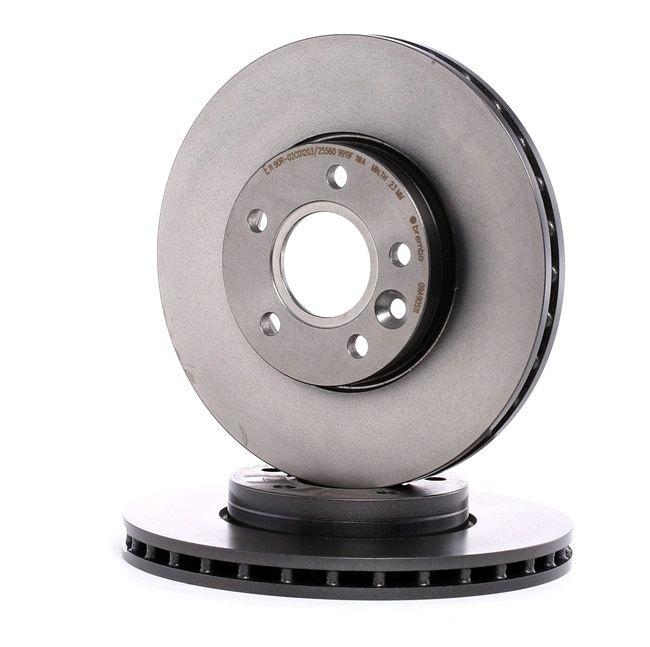 BREMBO 09A90511 Disc brake set