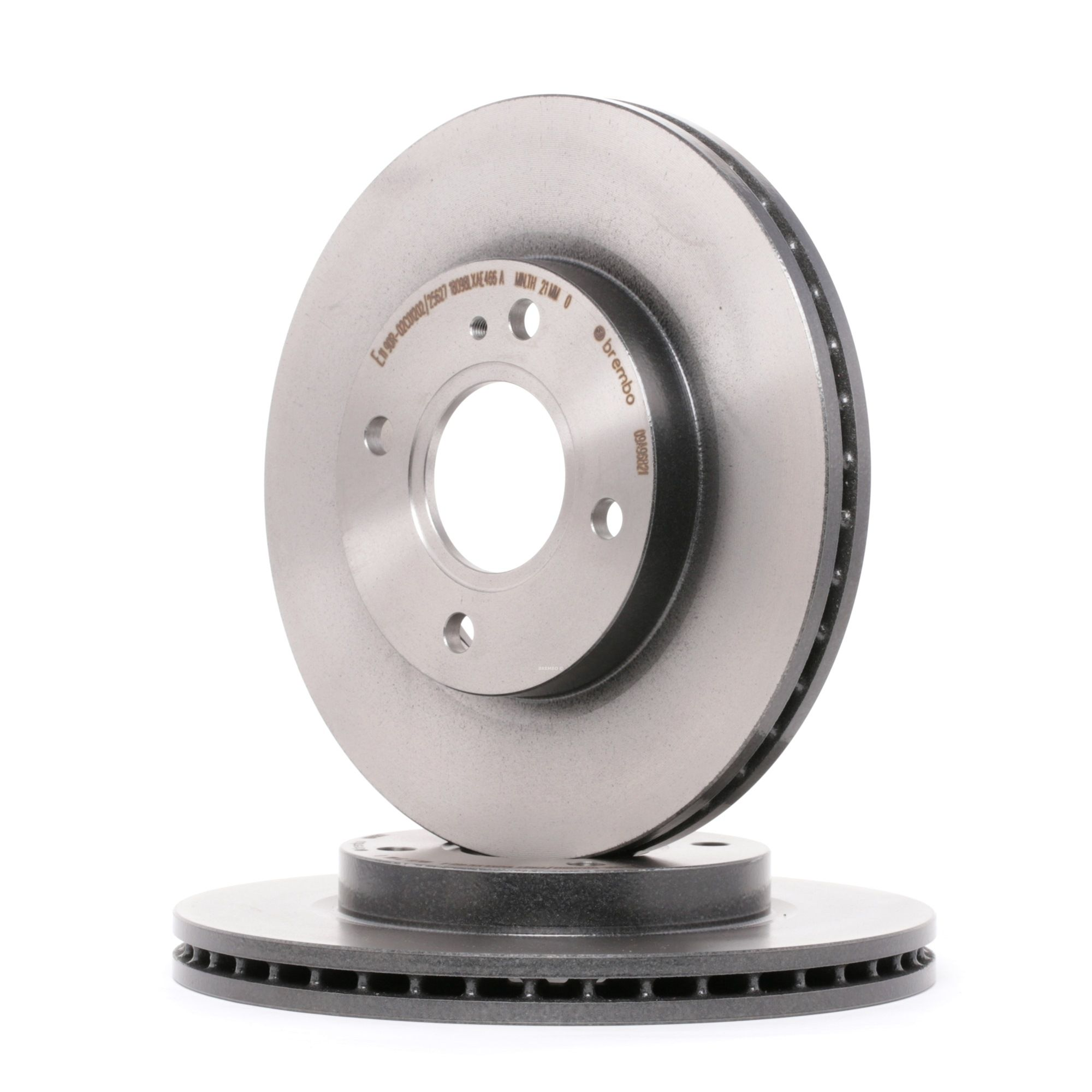Brake Rotors BREMBO 09.A968.21 rating