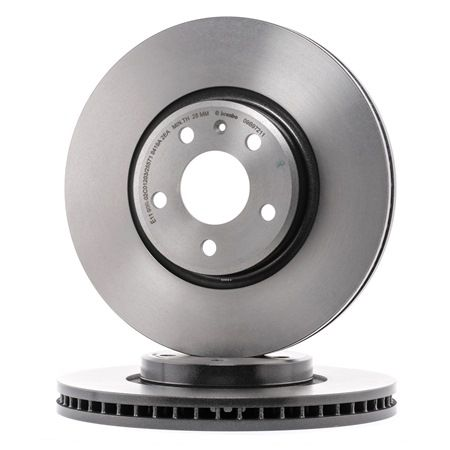 BREMBO 09B97211 Disc brake set
