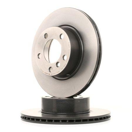 BREMBO 09C11411 Disc brake set
