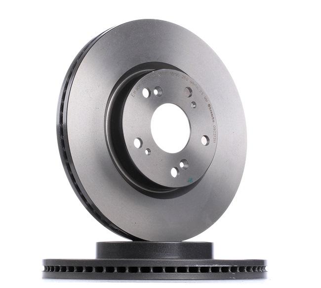 OEM Brake Disc BREMBO 8714332 for HONDA