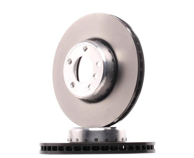 BREMBO 09C39713 Disc brake set