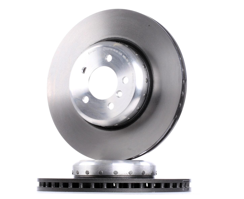 Brake Rotors BREMBO 09.C399.13 rating