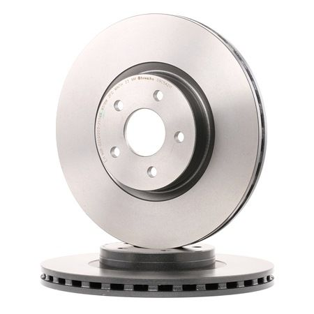 BREMBO 09C54211 Disc brake set