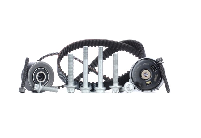 Cam belt kit BOSCH SPANNROLLENSET Teeth Quant.: 146
