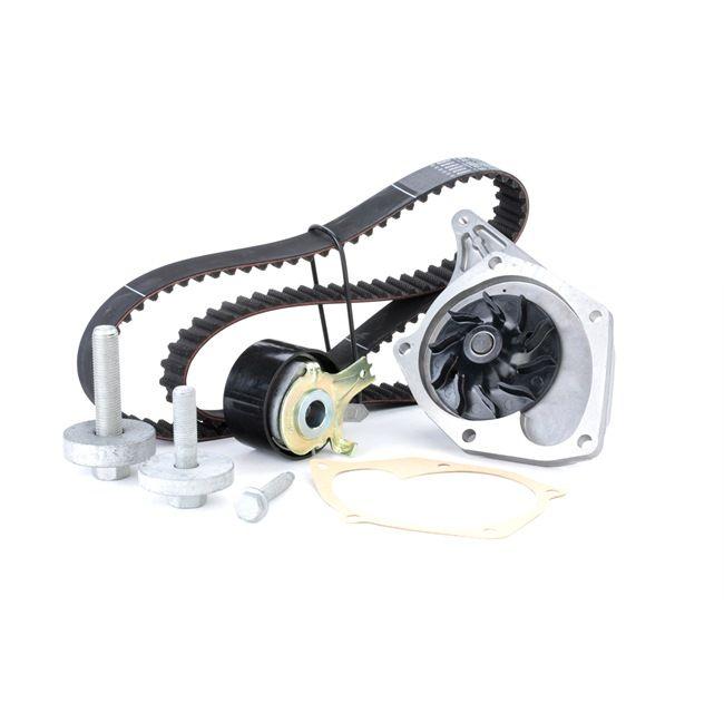 Cam belt kit BOSCH WASSERPUMPENSET Teeth Quant.: 123