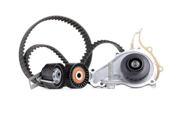 Timing belt kit and water pump BOSCH WASSERPUMPENSET Teeth Quant.: 139